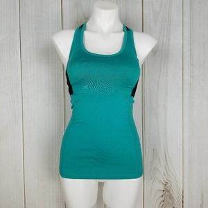 Head Green Power Y Activewear Work Out Tank Top